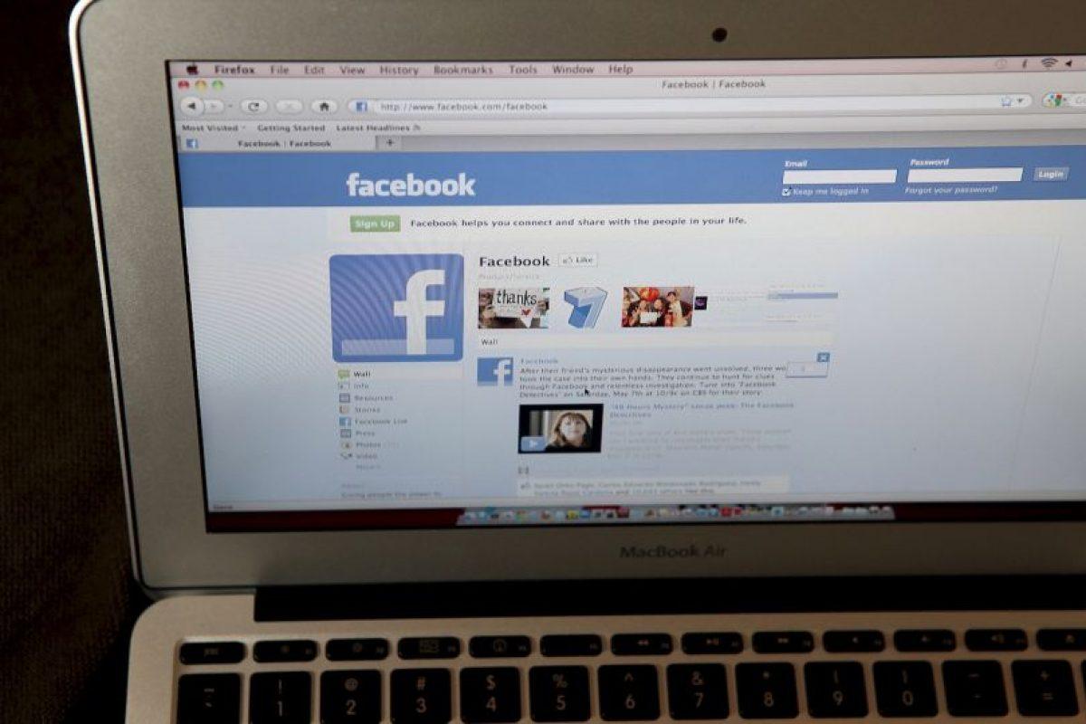 6. Siempre accede a tu cuenta tecleando www.facebook.com Foto:Getty Images. Imagen Por: