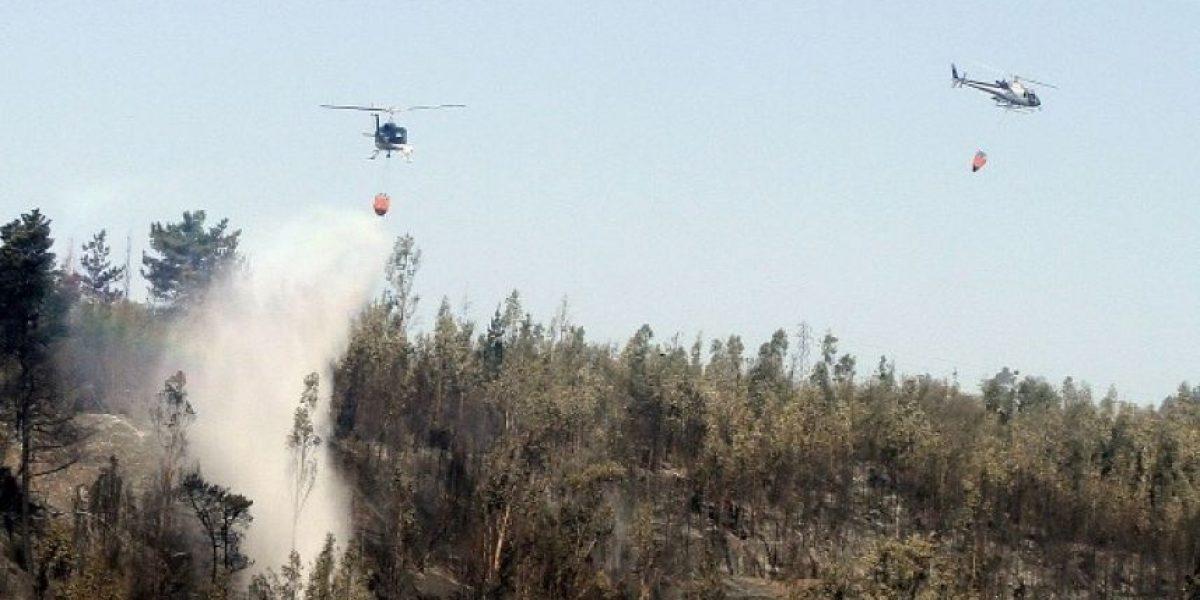 Servicio de Salud de Concepción activó plan de contingencia por incendios forestales y ola de calor