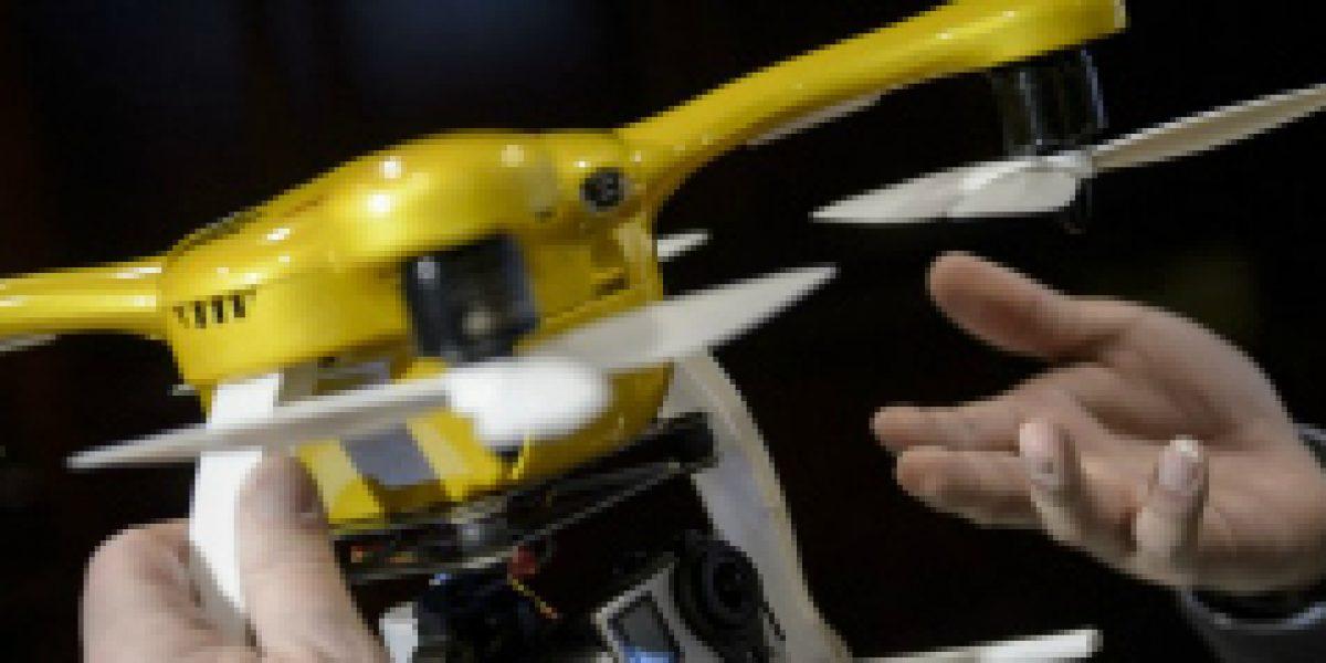 Proponen nuevas normas para regular el uso comercial de pequeños drones