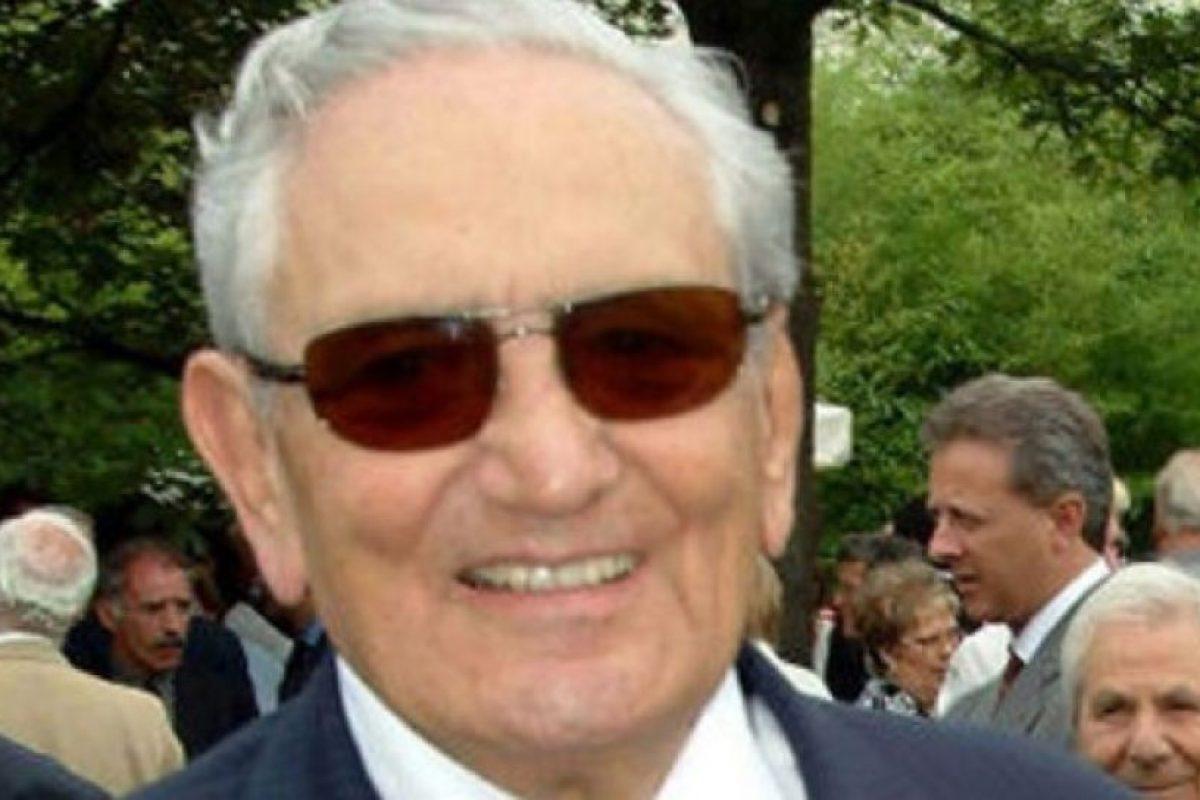 5. Michele cedió la gestión de la empresa a sus hijos Pietro y Giovanni Ferrero en 1997, pero Pietro falleció en 2011 por un paro cardíaco durante un viaje al proyecto social de Ferrero en Sudáfrica. Foto:Wikipedia. Imagen Por: