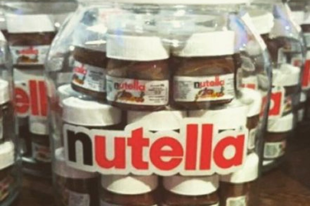 6. Día Mundial de la Nutella. En 2007, dos bloggers italianos decidieron mostrar su amor por la crema de avellanas de una manera diferente. Para ello, se estableció el 05 de febrero como el Día Mundial de Nutella Foto:Iconosquare.com/WorldNutellaDay/. Imagen Por: