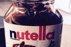 8. De acuerdo con el Mental Floss sitio web, un tarro de Nutella es vendido cada 2,5 segundos en todo el mundo. Foto:Iconosquare.com/WorldNutellaDay/. Imagen Por: