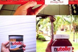 """9. Nutella Facebook tiene más de 30 millones de """"Me gusta"""" Foto:Iconosquare.com/WorldNutellaDay/. Imagen Por:"""