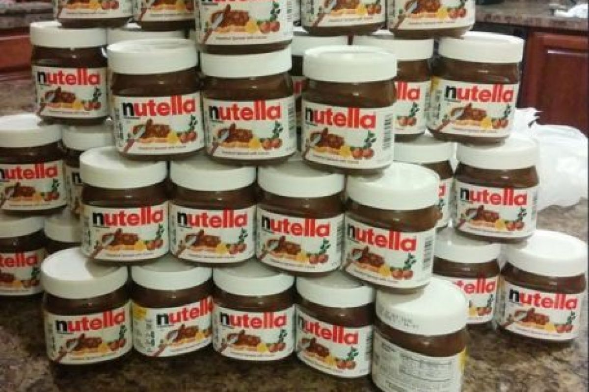 Foto: Iconosquare.com/WorldNutellaDay/. Imagen Por: