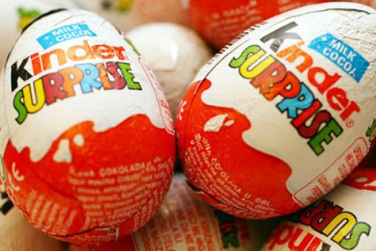 10. Los fabricantes aseguran que la Nutella vendida en un año es suficiente para cubrir mil canchas de fútbol. Foto:Tumblr.com/Kinder-huevo. Imagen Por:
