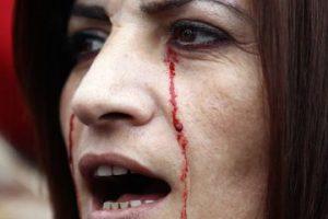 1. Según la ONU Mujeres, la violencia contra niñas y mujeres es una pandemia. Foto:AFP. Imagen Por: