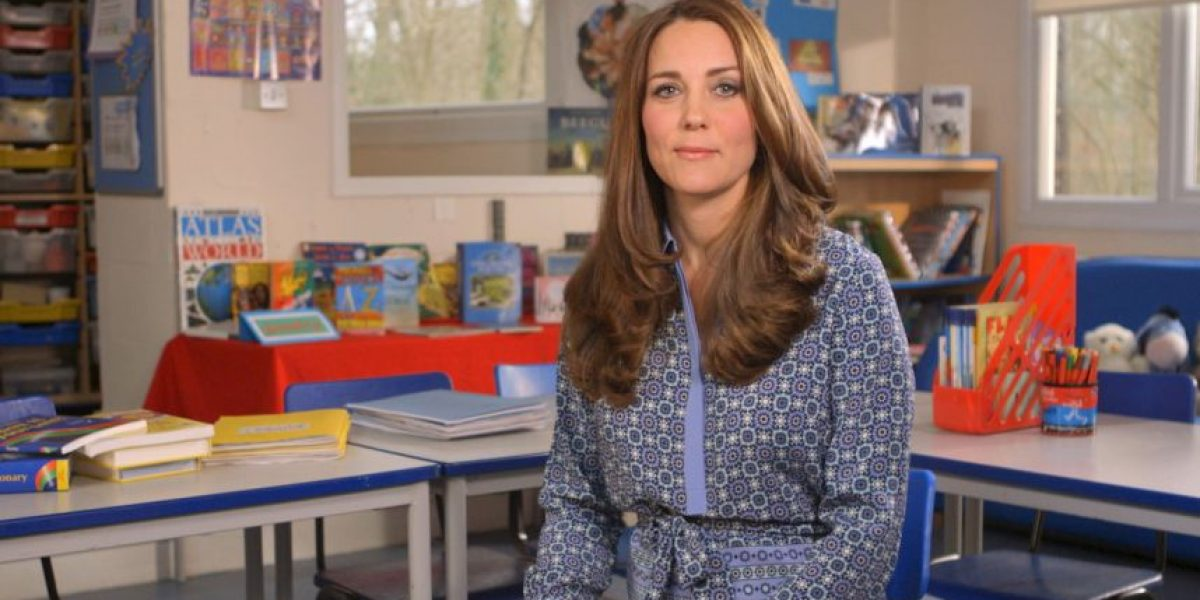 VIDEO: Kate Middleton protagoniza campaña a semanas de dar a luz