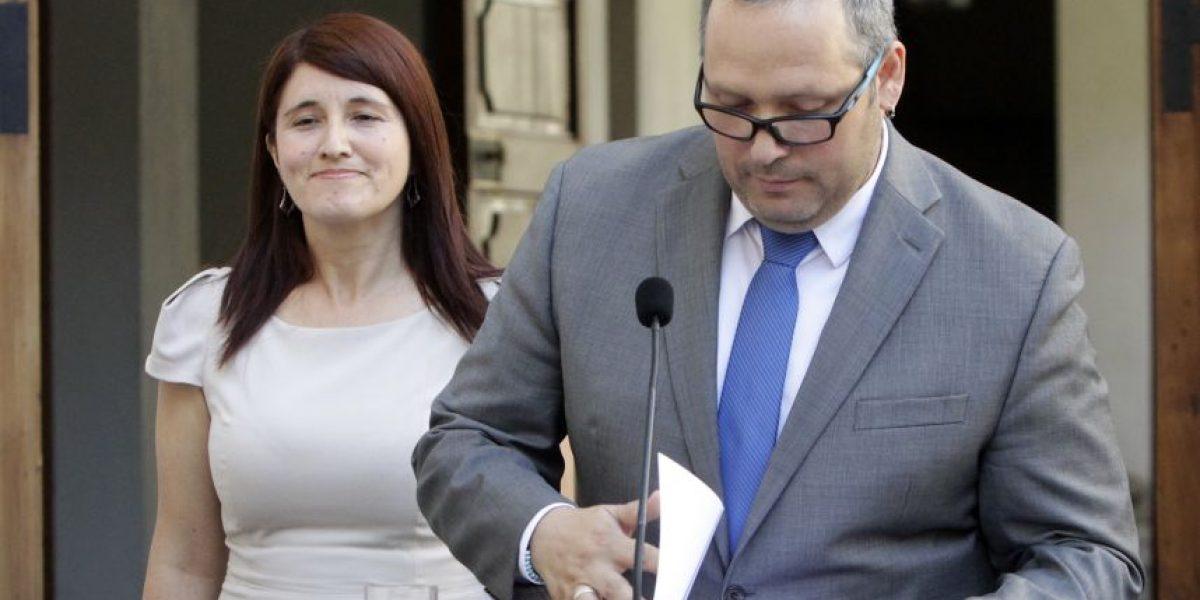 Designan a fiscal que investigará denuncia RN en contra de Sebastián Dávalos