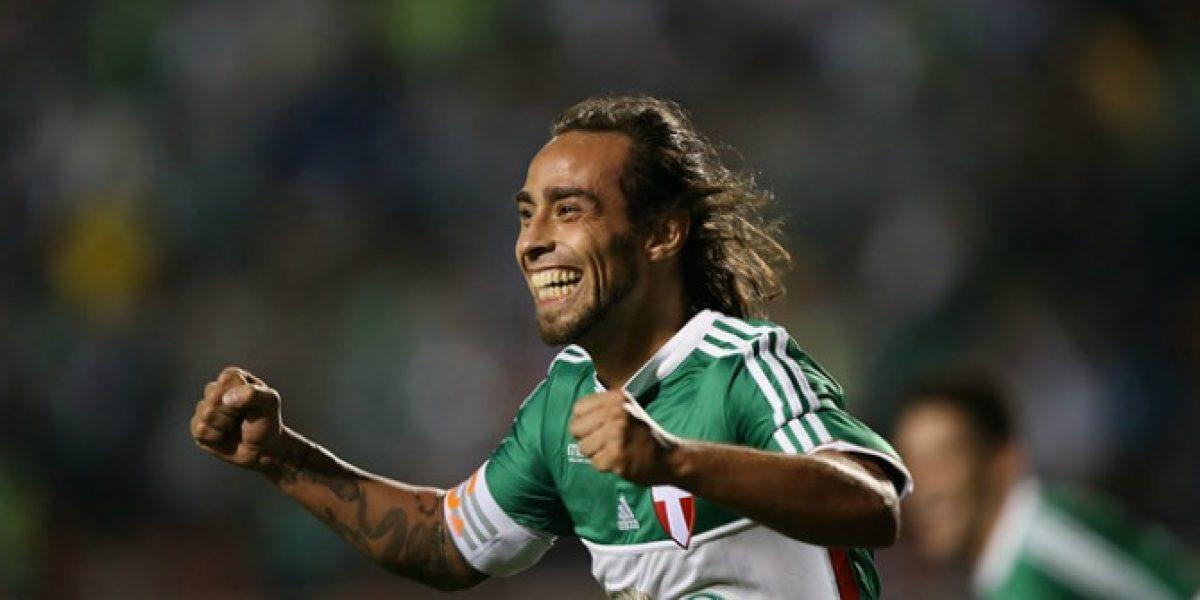 Padre del Mago Valdivia confirmó acercamientos para renovar con Palmeiras