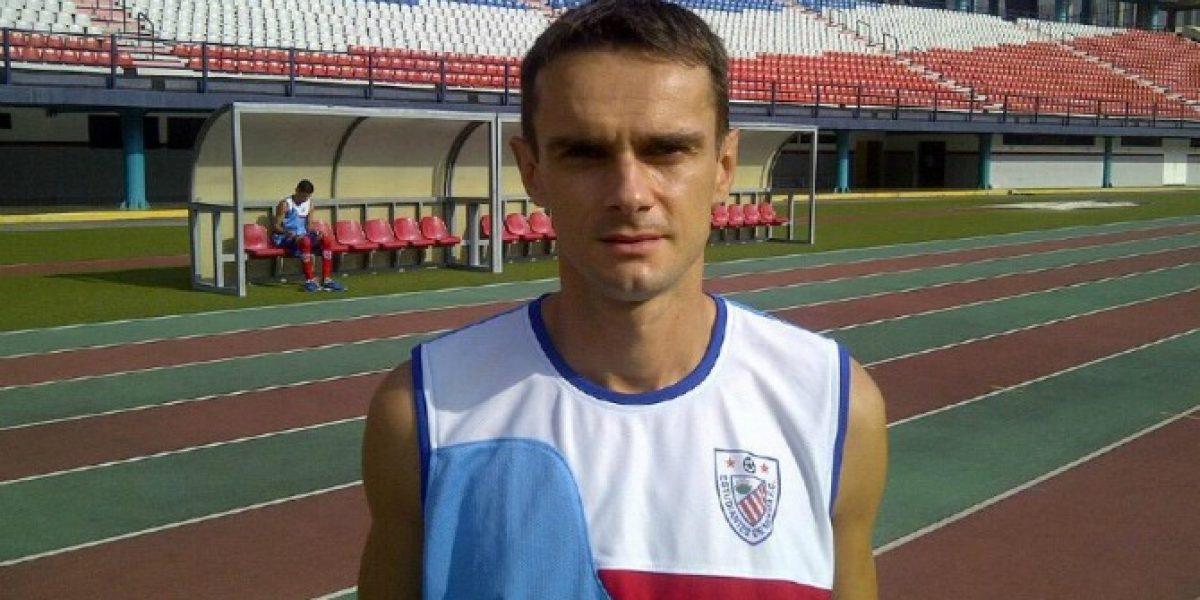 Conmoción en Venezuela por muerte de destacado futbolista que pasó por Chile
