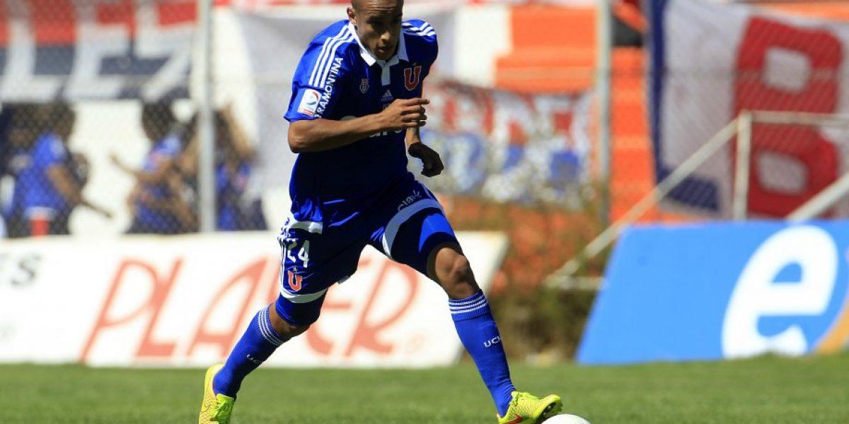 Con Lasarte en la banca: Así formaría la U para vencer a Emelec en la Libertadores