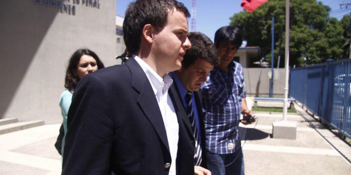 Corte de Talca rechaza recurso contra jueces que absolvieron a Martín Larraín