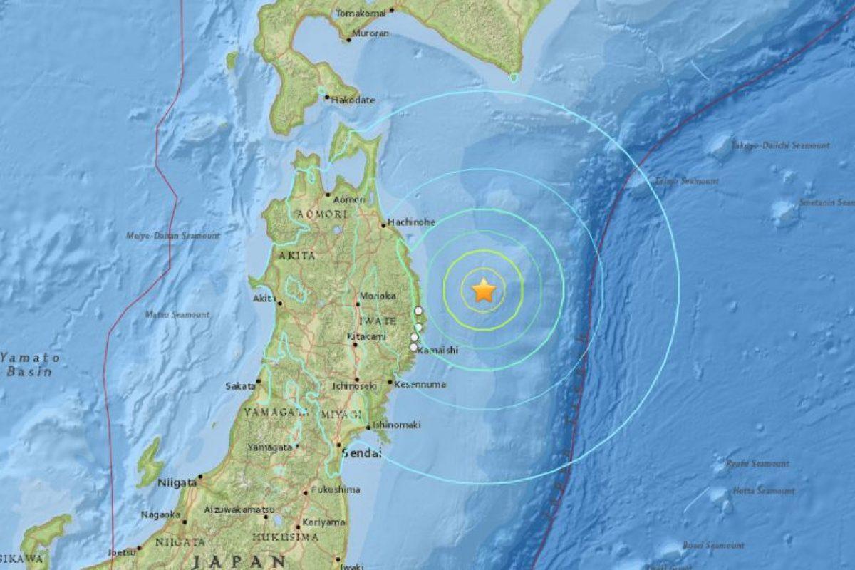 Foto:Vía earthquake.usgs.gov. Imagen Por: