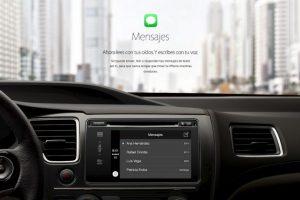 Mandar mensajes es sencillo con el reconocimiento de voz con Siri. Foto:Apple. Imagen Por: