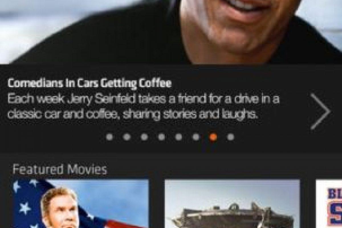 Crakle: Es una plataforma de contenidos en streaming para ver películas, entre otras cosas más. Foto:Crakle. Imagen Por: