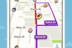 Waze: Permite conocer el tránsito en tiempo real y es alimentado por los propios usuarios. Foto:Waze. Imagen Por: