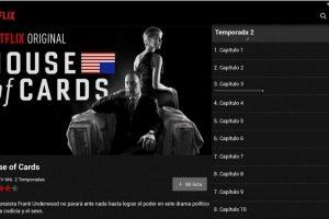 Netflix: La plataforma en streaming permite ver películas, series, documentales, telenovelas y muchas cosas más. Foto:Netflix. Imagen Por:
