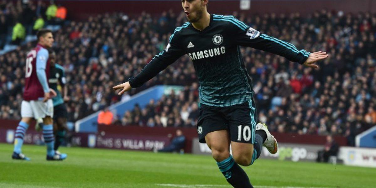 Ser como Ronaldo y Messi: la exigente petición de José Mourinho a Eden Hazard