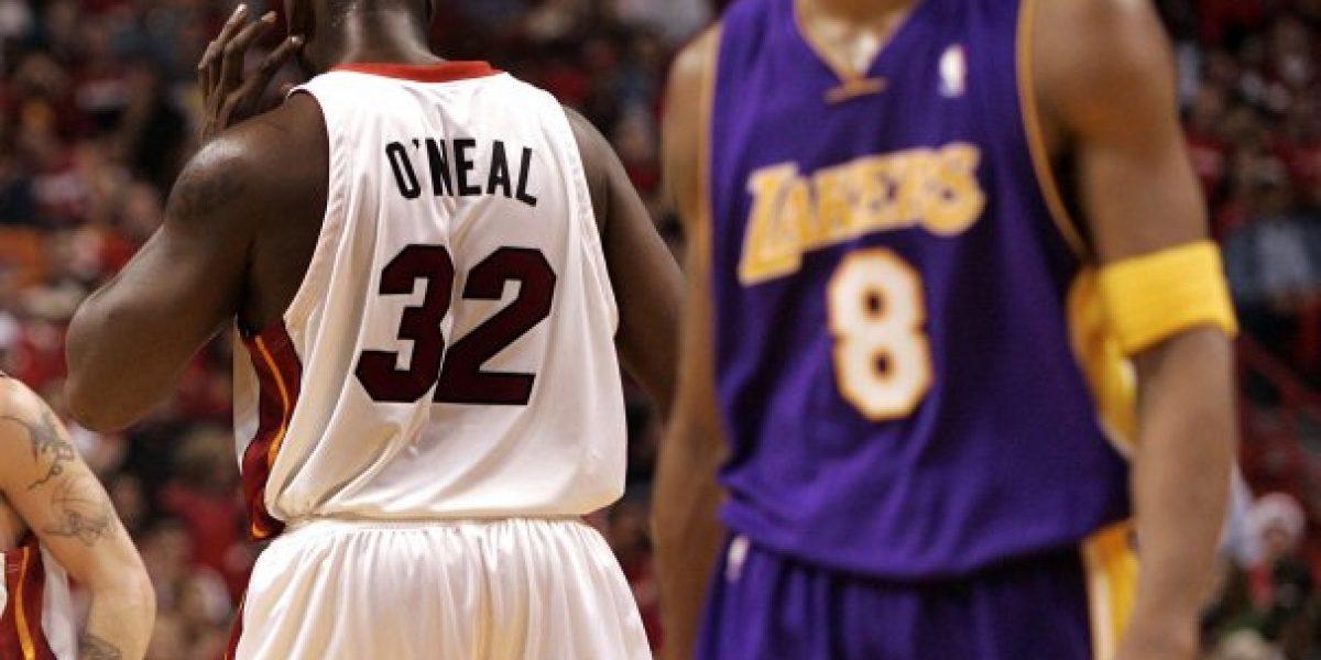 NBA: Por esta razón Kobe Bryant y Shaquille O