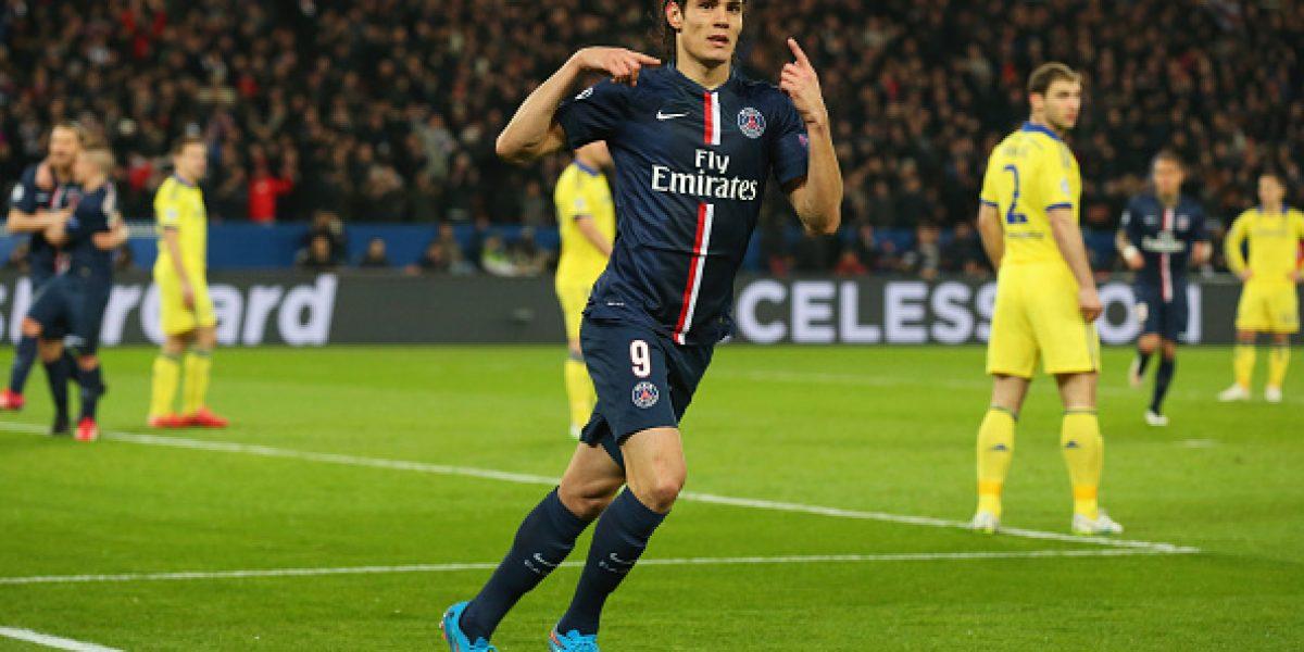 Un brillante Thibaut Courtois fue la figura en el empate entre PSG y Chelsea