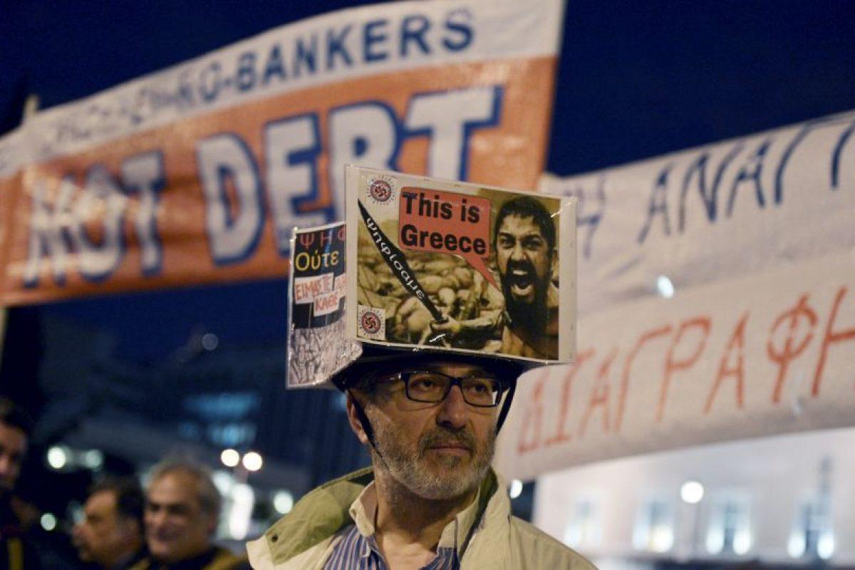3. El Gobierno griego pedirá seis meses más. Foto:AFP. Imagen Por: