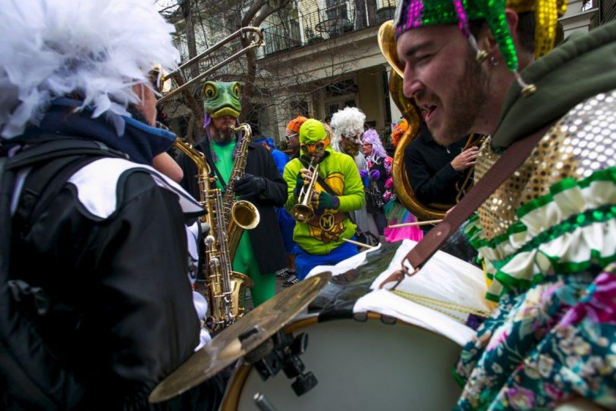 Al año siguiente comenzaron a construirse las carrozas y a hacerse los desfiles. Foto:AFP. Imagen Por: