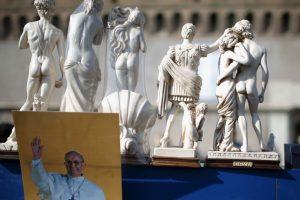 El Papa se ha ganado el corazón de los católicos. Foto:Getty Images. Imagen Por: