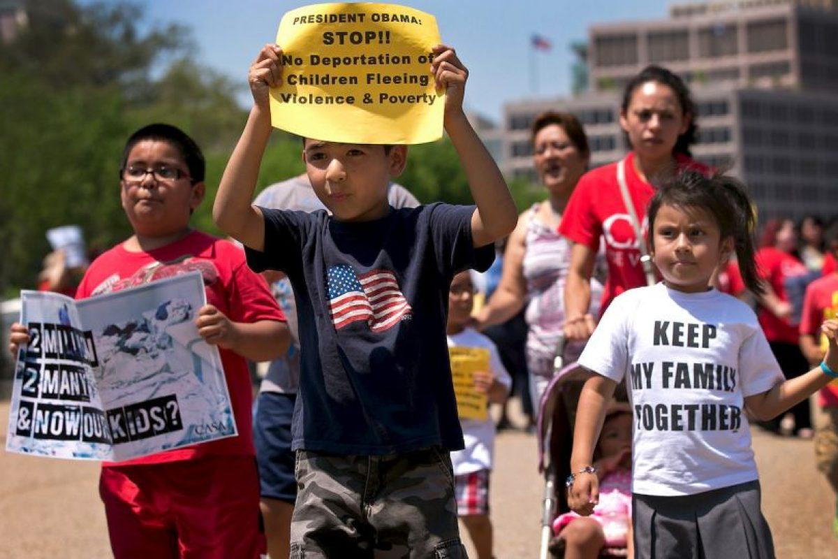 En 2013, 779 mil 929 personas fueron convertidos en ciudadanos estadounidenses naturalizados. Foto:Getty. Imagen Por: