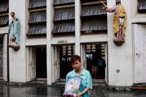 Su ministerio está dedicado a los más desprotegidos. Foto:Getty Images. Imagen Por: