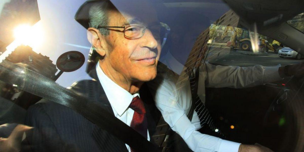 Caso Penta: Cuatro horas declaró Manuel Cruzat ante la Fiscalía Oriente