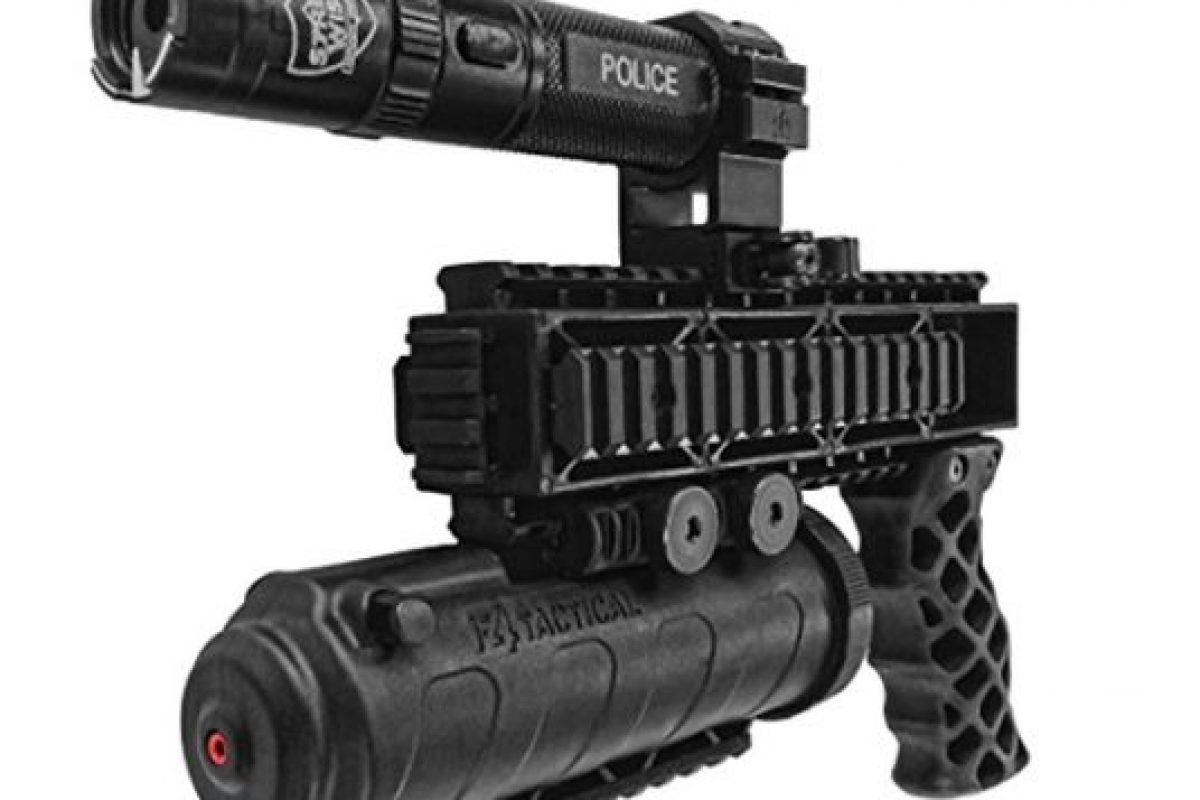 "La ""Police Force Triple Defender"" Foto: Vía Amazon. Imagen Por:"