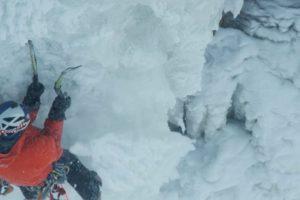 Mira las mejores imágenes de la histórica escalada de Will Gadd: Foto:Red Bull. Imagen Por: