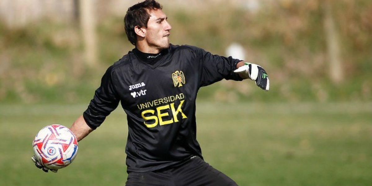 El Araña Olivares calienta los duelos que tendrá con los chilenos en la Libertadores