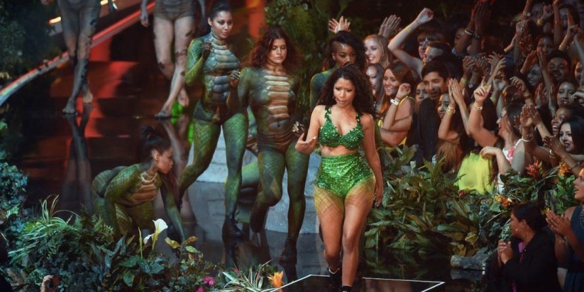 Un miembro del equipo de Nicki Minaj es asesinado a puñaladas