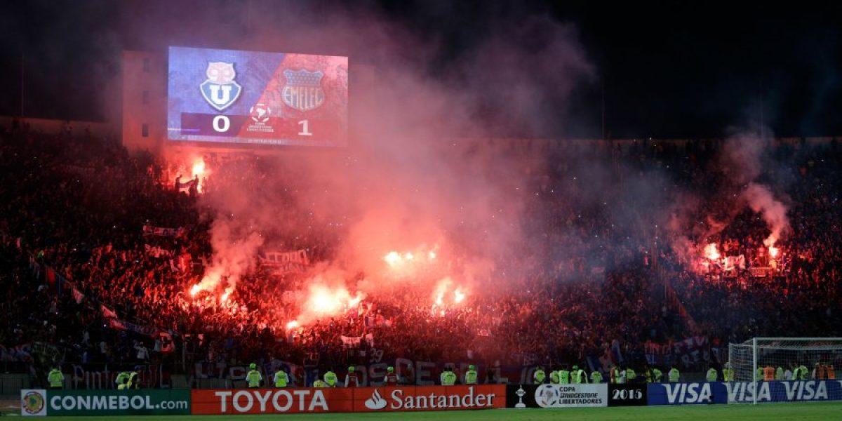 Intendencia le llamó la atención a los clubes tras incidentes en duelo de la U