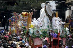 El evento representa para Nueva Orleans un impacto económico de mil millones de dólares. Foto:AP. Imagen Por: