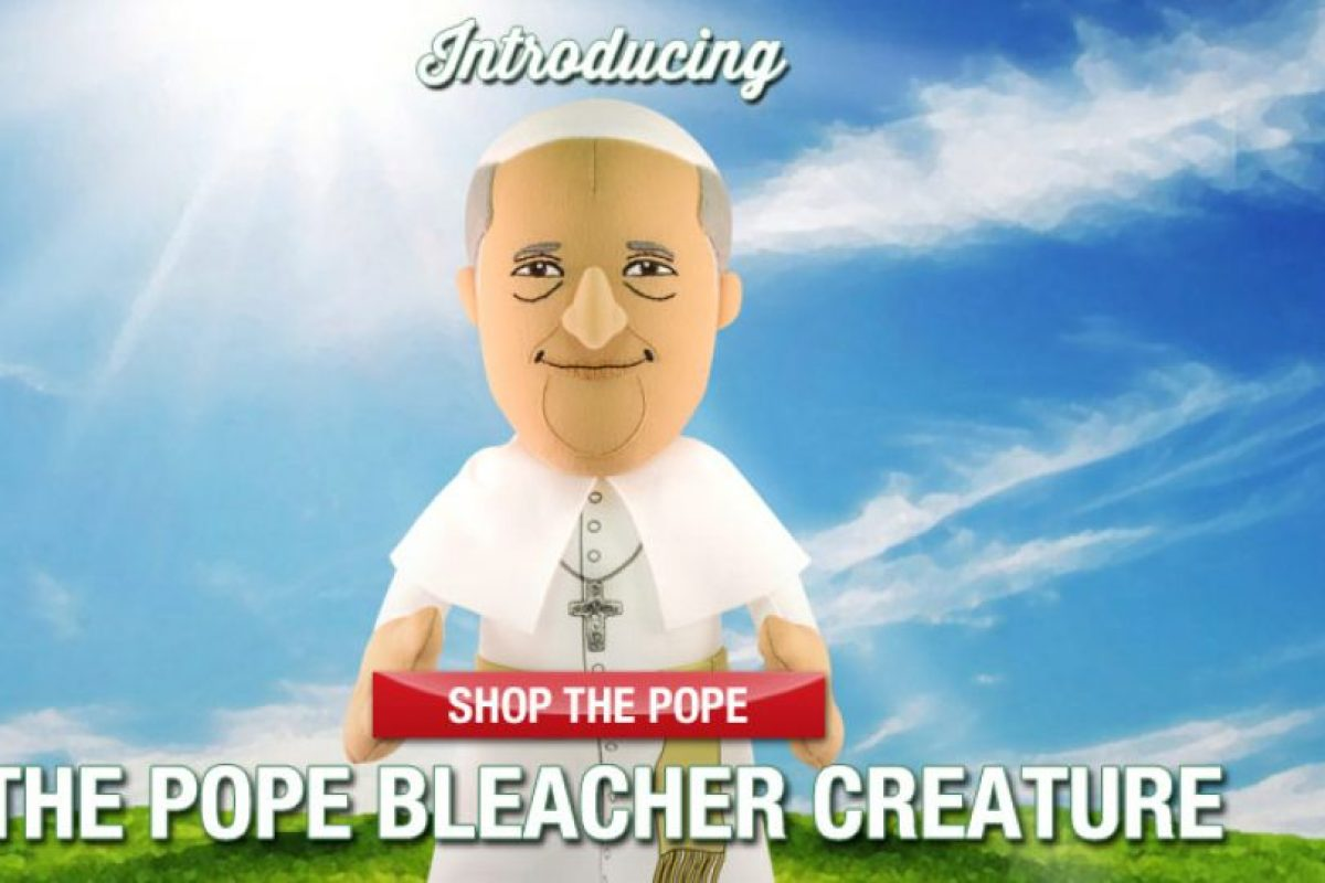 La figura se comercializa en la página web de la juguetería. Foto:www.bleachercreatures.com. Imagen Por: