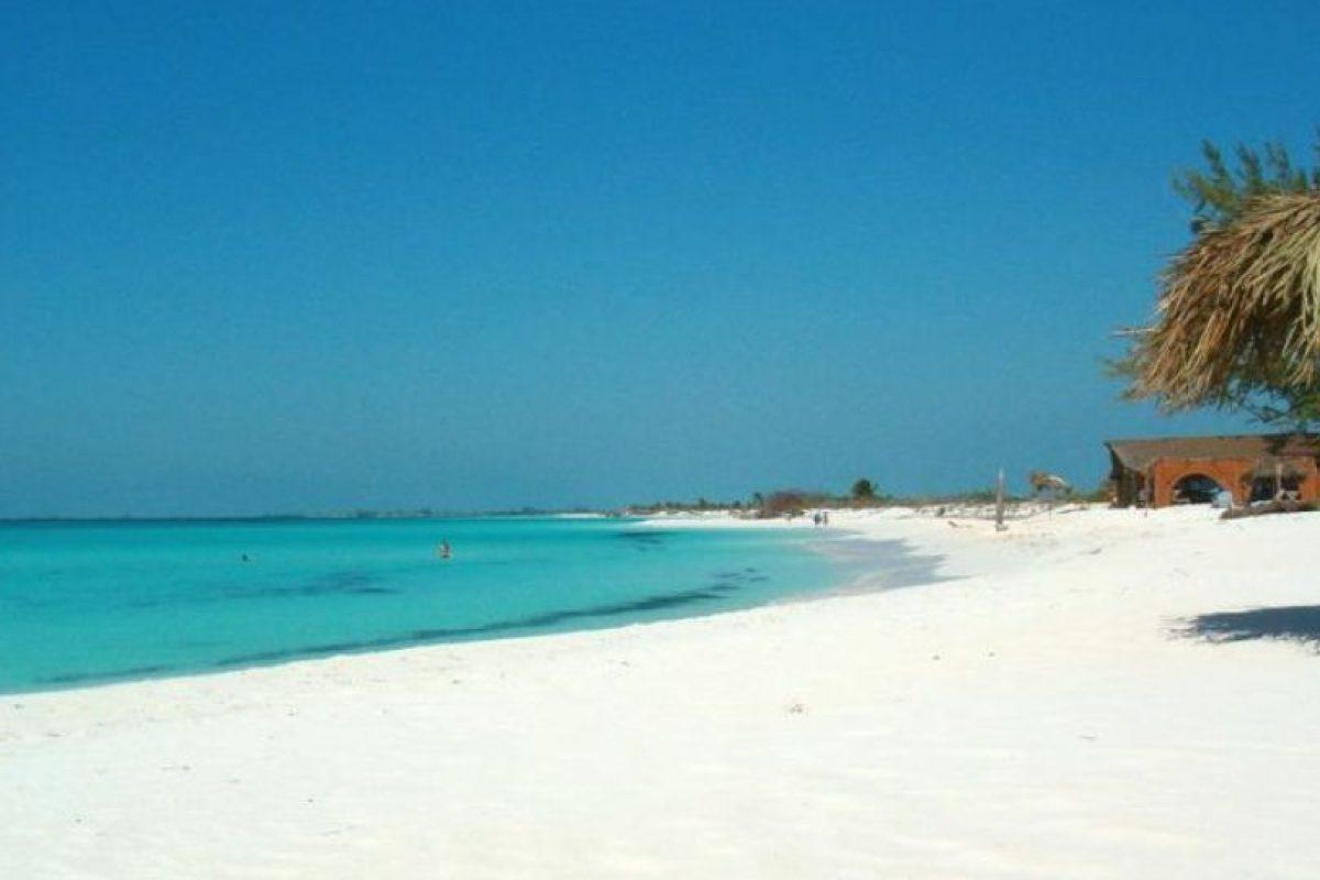1. Playa Paraíso, Cuba (ocupa el puesto 4 de la lista). Foto:Vía Pinterest.com/indigo09. Imagen Por: