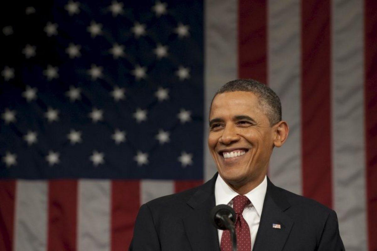 """2. """"Ninguna religión es responsable de terrorismo. Las personas son responsables de la violencia y el terrorismo"""", aseguró Obama. Foto:Getty. Imagen Por:"""