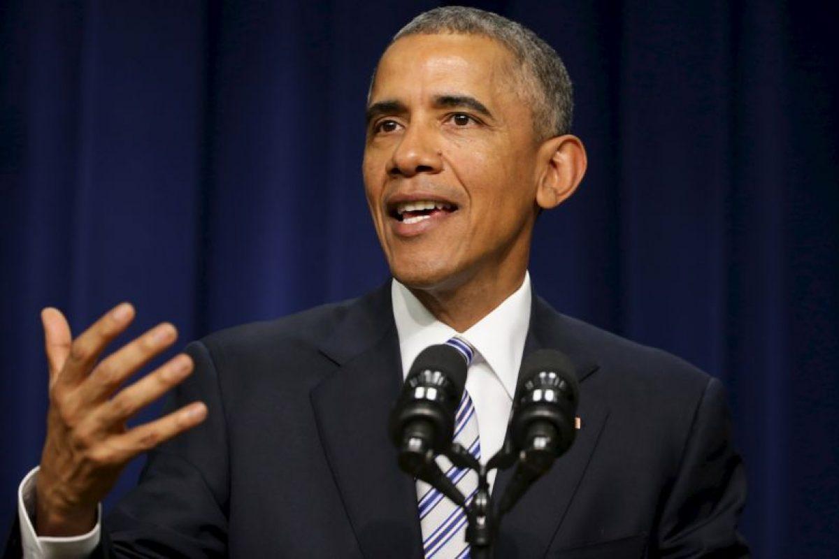 1. La Cumbre contra el Extremismo Violento se lleva a cabo en Washington. Foto:Getty. Imagen Por: