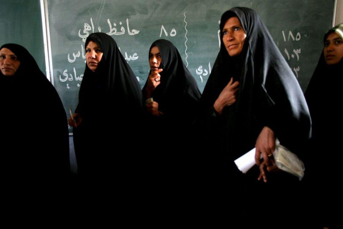 """5. """"Es posible comprar, vender y regalar prisioneras"""" Foto:Getty Images. Imagen Por:"""
