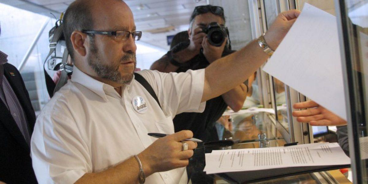 Citan a declarar a Rolando Jiménez por presuntas actividades terroristas