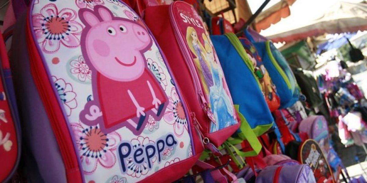 Ocho claves que te ayudarán a elegir una mochila segura y los útiles escolares adecuados