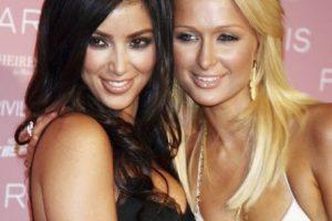 "En otro clip, Paris afirma: ""Yo creé a Kim Kardashian, su familia entera me debe la vida"" . Foto:Getty Images. Imagen Por:"