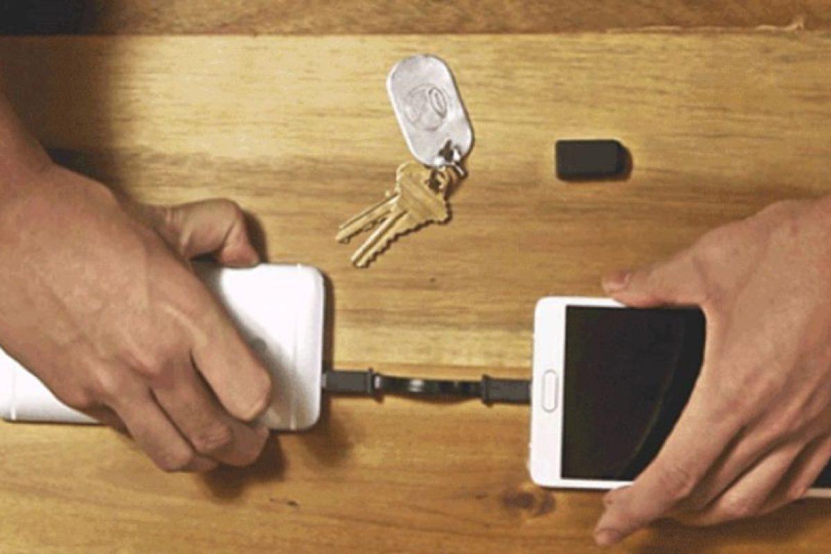 De esta forma ya están cargando su dispositivo. Foto:Juicer. Imagen Por: