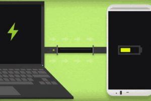 Recarga su smartphone con la misma potencia que si lo hicieran con su PC. Foto:Juicer. Imagen Por: