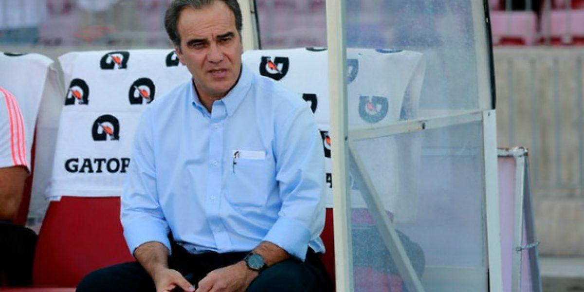 En Azul Azul complica una posible renuncia de Martín Lasarte a la U