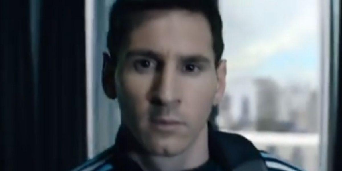 Video: Messi, Suárez y compañía inspiran a los jóvenes a superarse