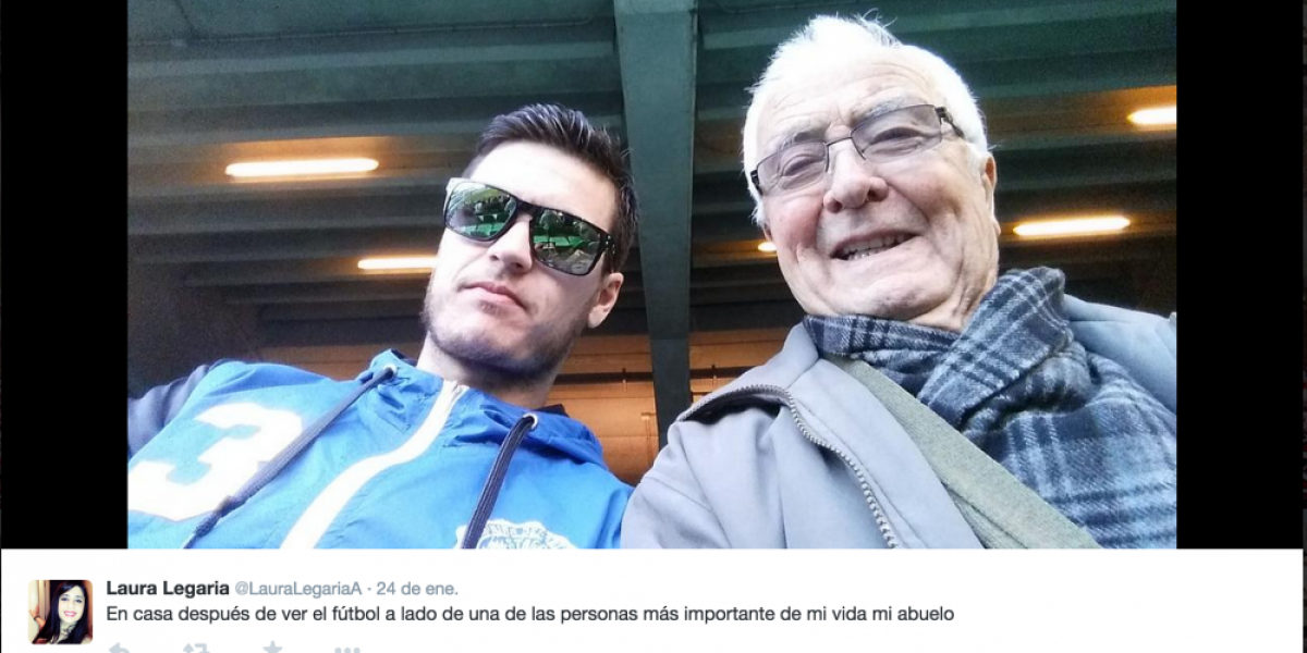 VIDEO: Abuelita narra gol de Lionel Messi en Dubsmash