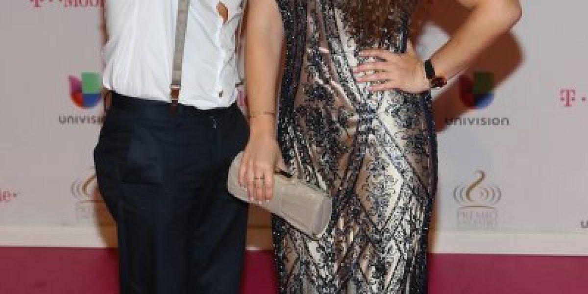 FOTOS: Así lucieron las estrellas en la alfombra de Premio Lo Nuestro 2015